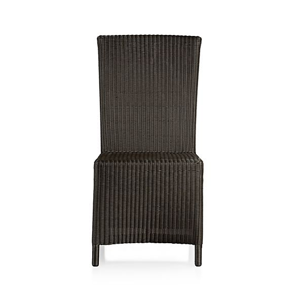 Captiva Java Side Chair