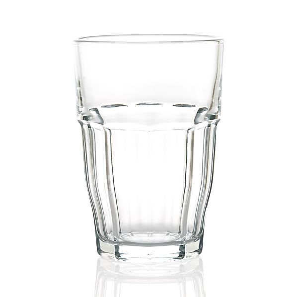 Carley Clear Highball Glass