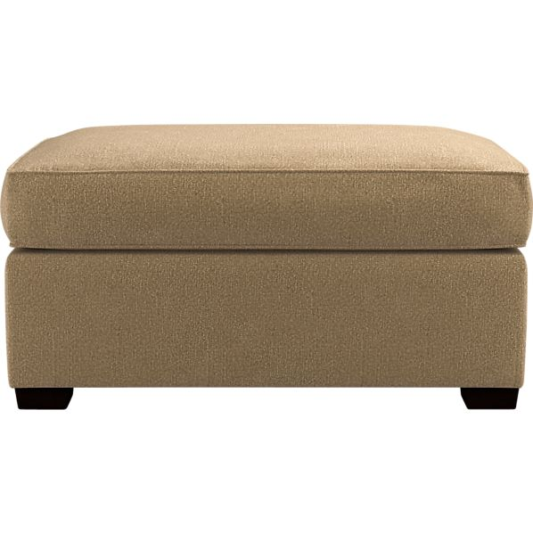 Carlton Double Wide Storage Ottoman