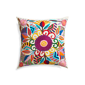 "Carmen 23"" Pillow"