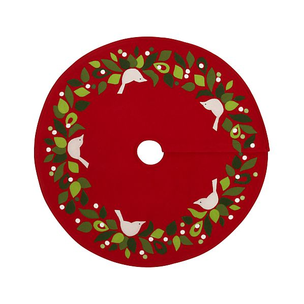 "Caroline 26"" Mini Tree Skirt"