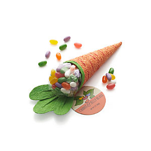 Carrot with Jelly Beans