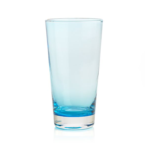 Carson Blue Shot Glass