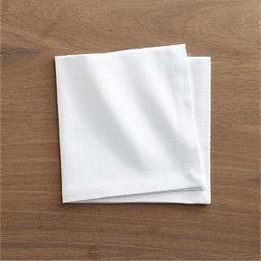Casa White Napkin