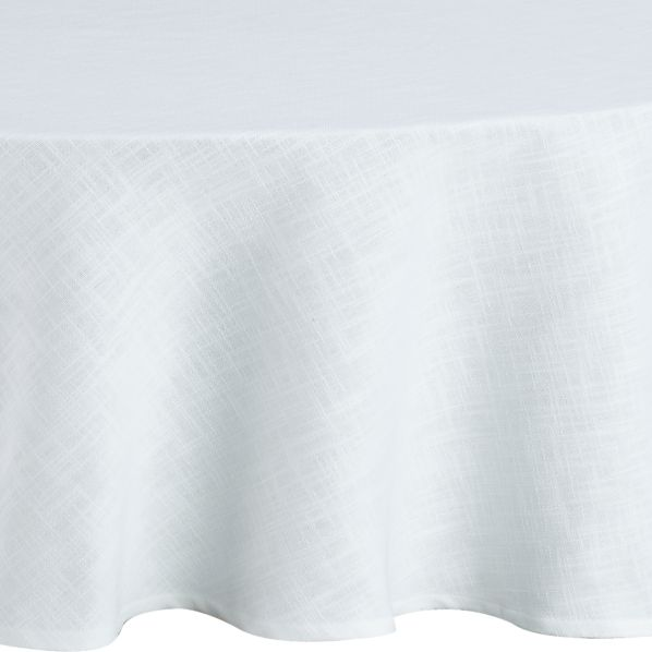 "Casa 90"" Round Tablecloth"
