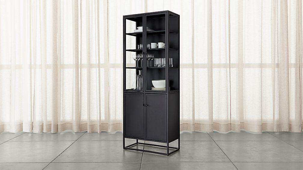 Narrow Kitchen Cabinet Organization