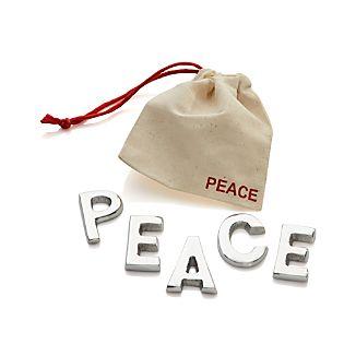"Cast Aluminum ""Peace"""