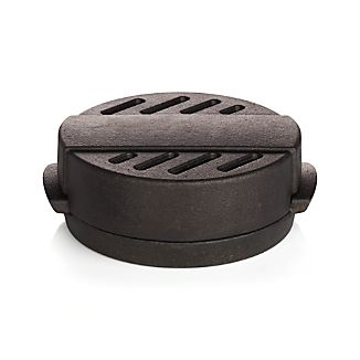 Cast Iron Cheese Baking Dish