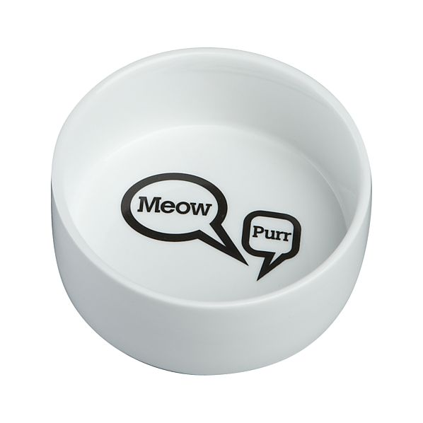 White Cat Bowl