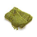Catena Green Throw