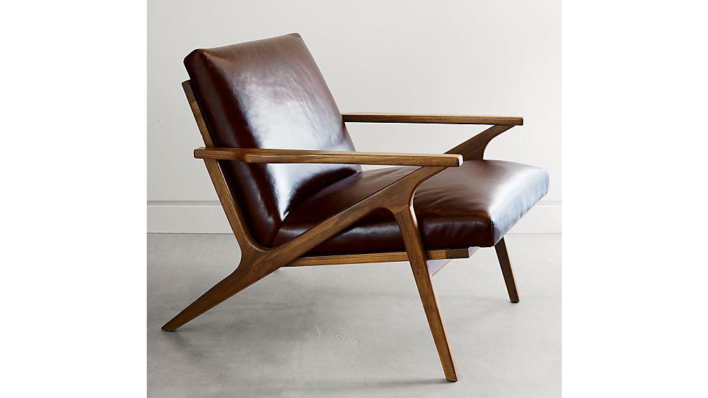 Cavett Leather Chair