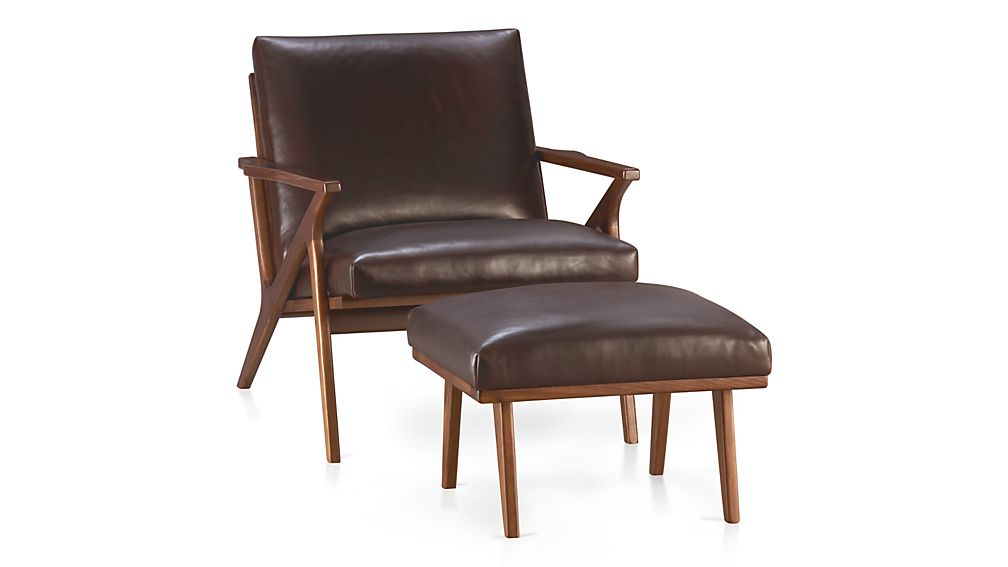 Cavett Leather Chair