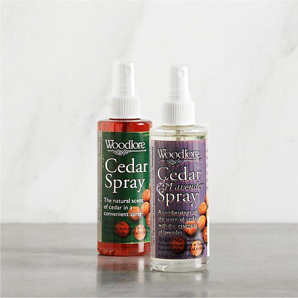 Cedar Sprays