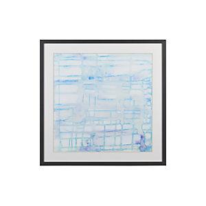 Cellular Grid Print