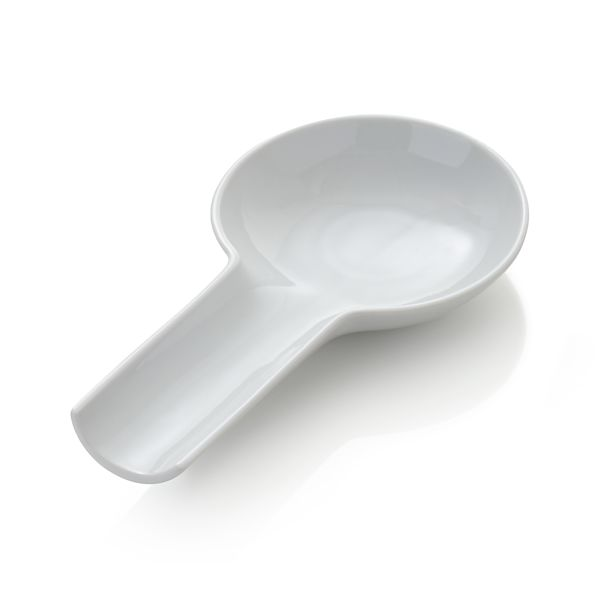 Porcelain Spoon Rest