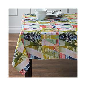 """Ceres 54""""x90"""" Tablecloth"""