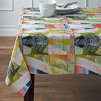 "Ceres 54""x90"" Tablecloth"