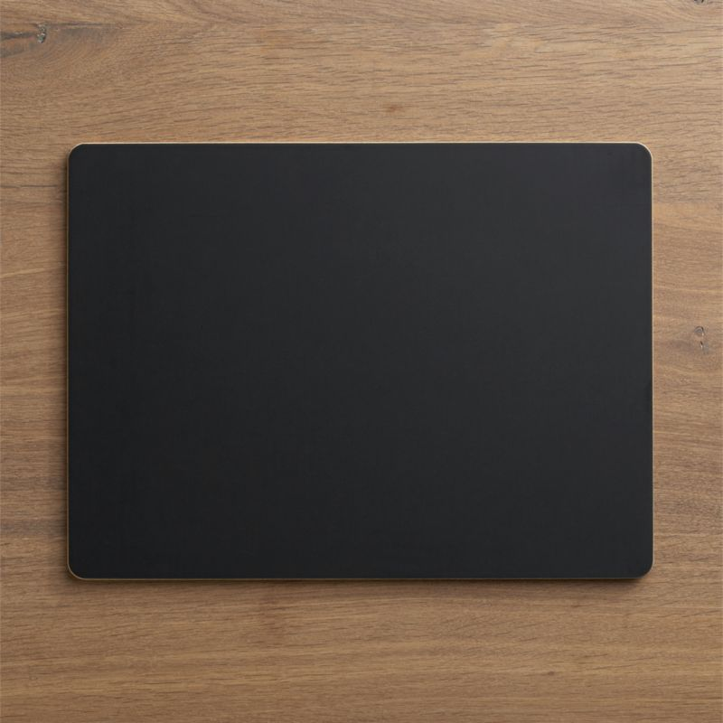 Chalkboard Placemat Crate And Barrel