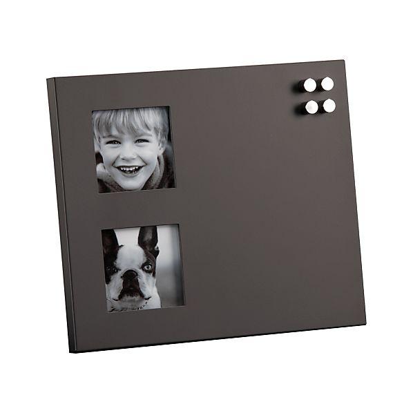 Chalkboard 3x3 2-Pic Frame