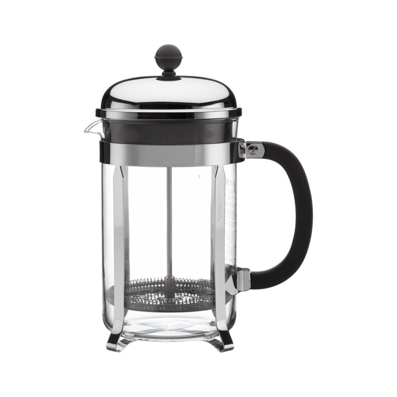 bodum chambord 51 ounce french press crate and barrel. Black Bedroom Furniture Sets. Home Design Ideas