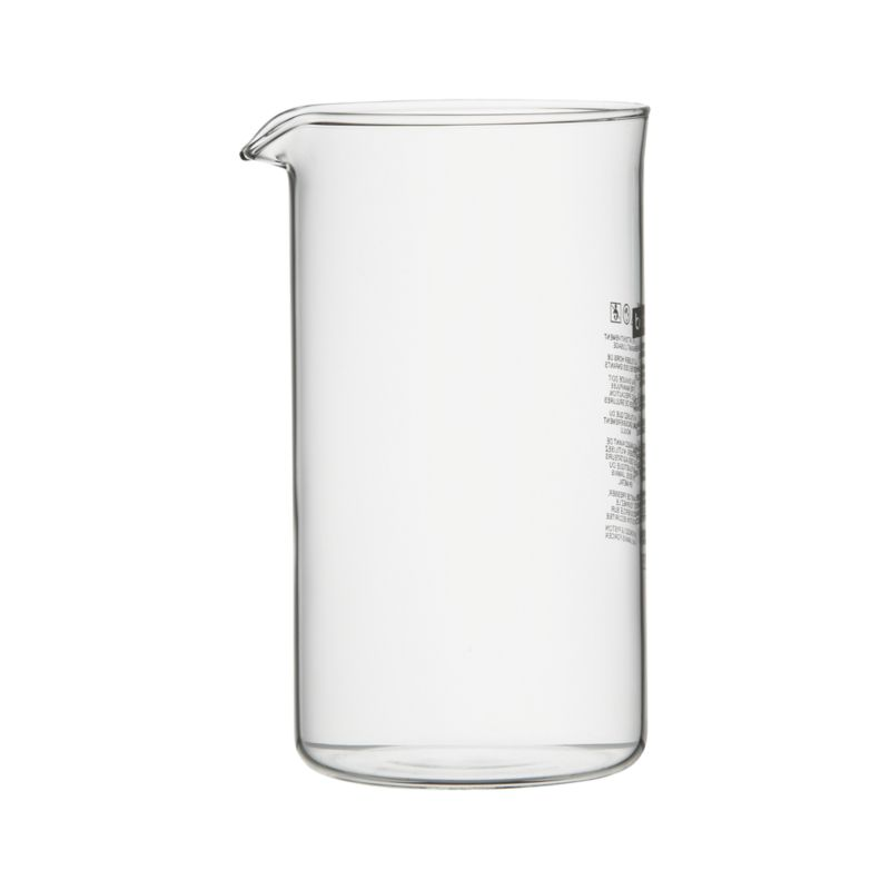 Glass carafe fits our Bodum® Chambord 32-ounce French Press.<br /><br /><NEWTAG/><ul><li>Glass</li><li>32-ounce capacity</li><li>Dishwasher-safe</li><li>Made in China</li></ul>