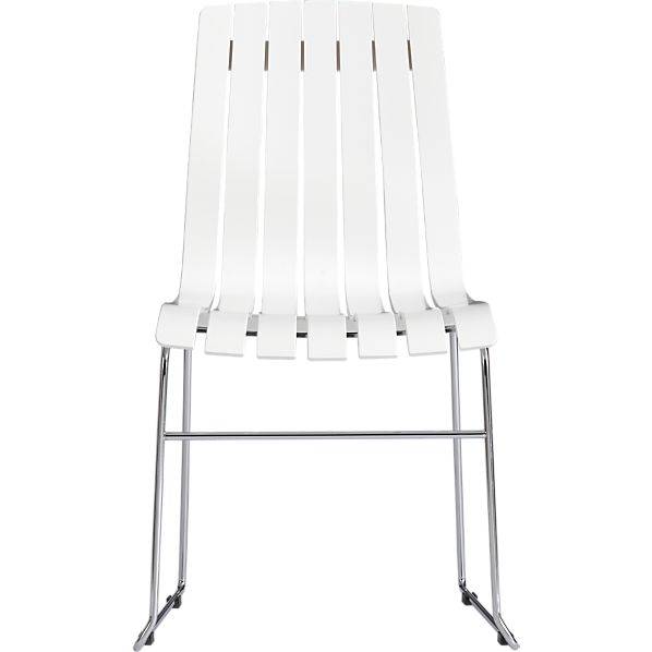 Channel Side Chair