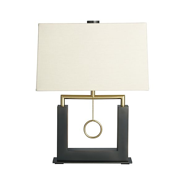 Charles Bronze Table Lamp