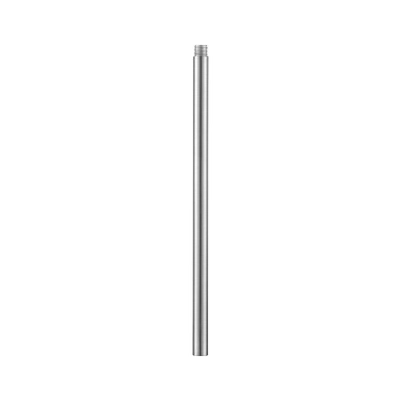 Extension rod for Charles Chandelier accommodates higher installation needs. Steel with brushed nickel finish.<br /><br /><NEWTAG/><ul><li>Steel</li><li>Brushed nickel finish</li><li>Made in China</li></ul>