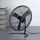 "Charley Black 18"" Floor Fan."