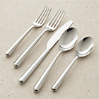Charlotte 20-Piece Flatware Set: four 5-piece place settings.