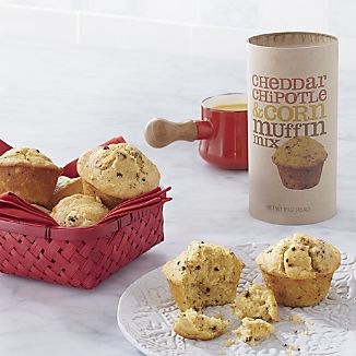 Cheddar Chipotle Muffin Mix