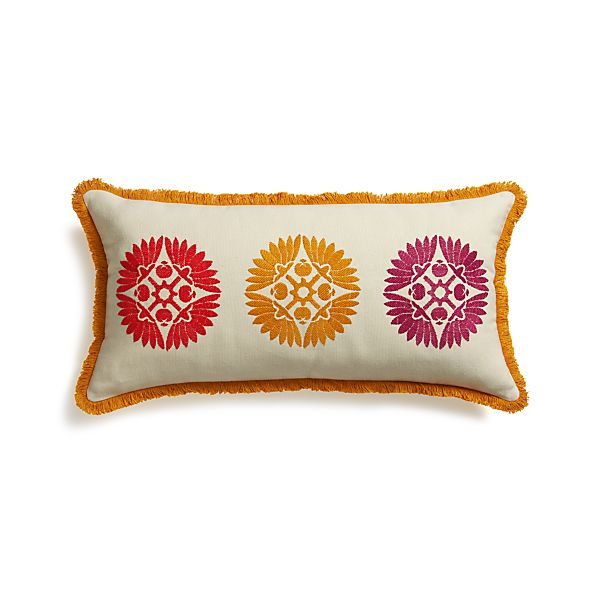 "Cheema 24""x12"" Pillow"