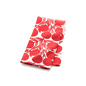 Cherries Dishtowel
