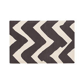 Chevron Outdoor 2x3 Rug