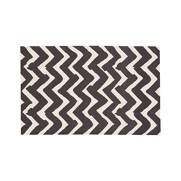 ChevronOutdoorRug5x8S13