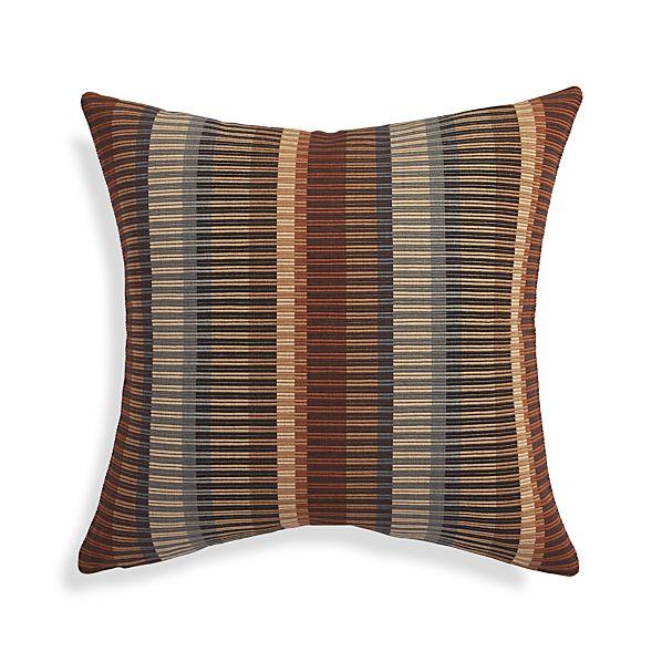 "Chika Neutral 20"" Pillow"