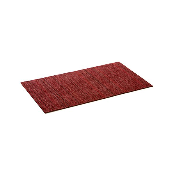 Chilewich 174 Red Stripe 20 Quot X36 Quot Doormat Crate And Barrel