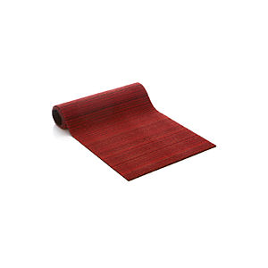 "Chilewich®  Red 24""x72"" Runner Doormat"