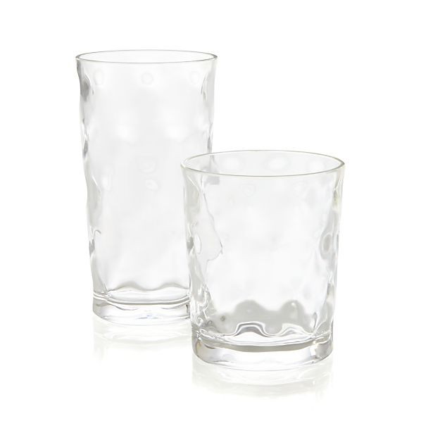 Chill Acrylic Glasses