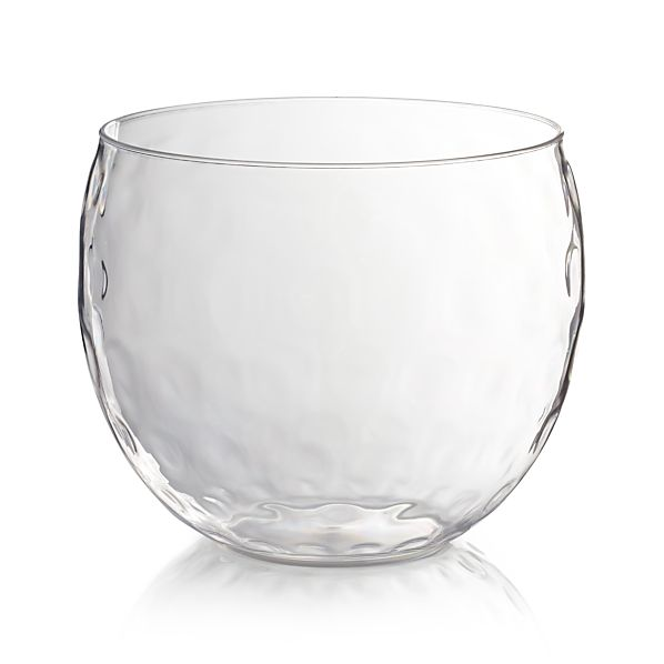 Chill Acrylic Punch Bowl