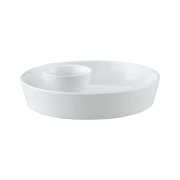 2-Piece Chip and Dip Set in Chip & Dips | Crate and Barrel