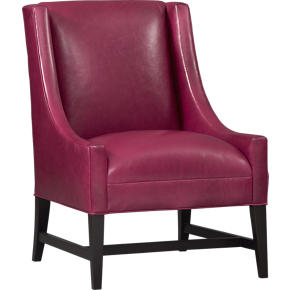 Chloe Leather Chair