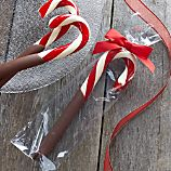 Chocolate Dipped Candy Cane