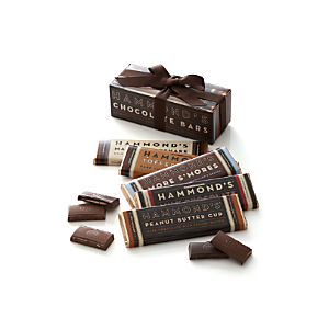 5-Piece Chocolate Bar Gift Set