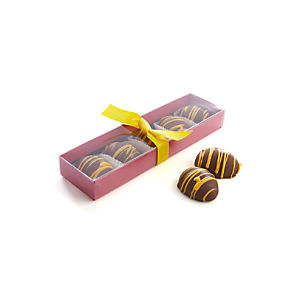 Chocolate Covered Peanut Butter Eggs Set of Five