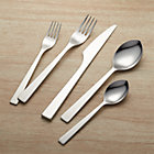 Chow 20-Piece Flatware Set: four 5-piece place settings.