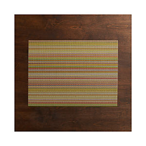 Chilewich® Chroma Stripe Placemat