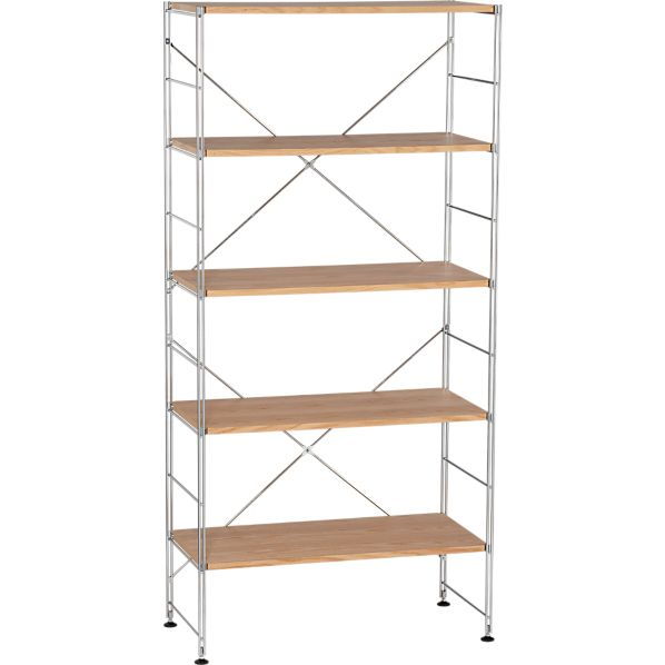 ChromeWWood5Shelf3QOT11