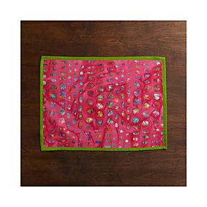 Circ Pink Placemat