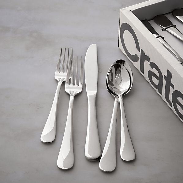Cirrus 52-Piece Flatware Set